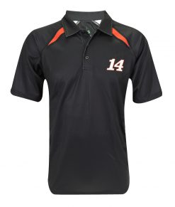 CB Rush Truck Centers Sublimated Polo