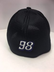 CB Xfinity 2019 New Era Ford Black Hat