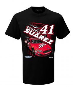 Daniel Suarez 2019 Haas Stewart-Haas Racing Backstretch Tee