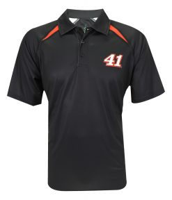 Cole Custer Haas Stewart-Haas Racing Sublimated Polo