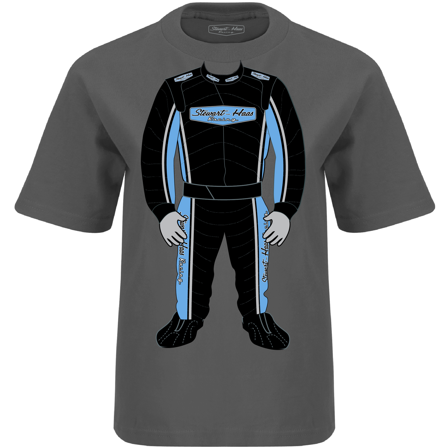 Exclusive Stewart-Haas Racing Toddler Driver Uniform Tee
