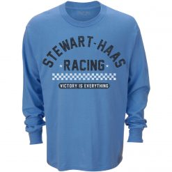 SHR Blue Victory Long Sleeve Tee