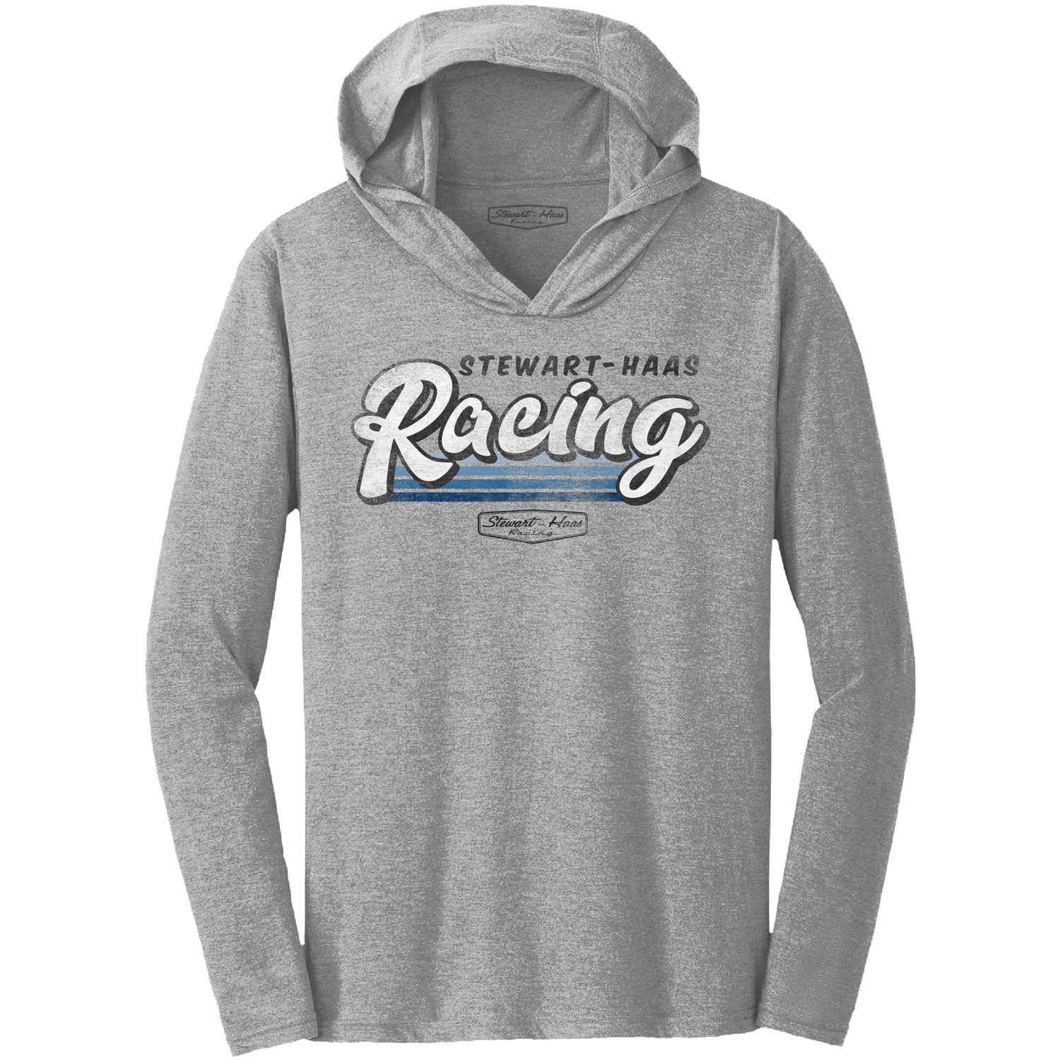 Exclusive Stewart-Haas Racing Ladies Long Sleeve Hoodie Shirt