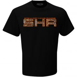 SHR True Timber Black/Camo Tee