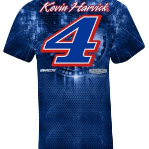Kevin Harvick Mobil 1 Stewart-Haas Racing Youth Sublimated Tee