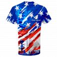 KH 2019 American Sublimated Tee