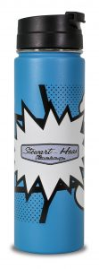 Exclusive Stewart-Haas Racing Logo Nexus Bottle