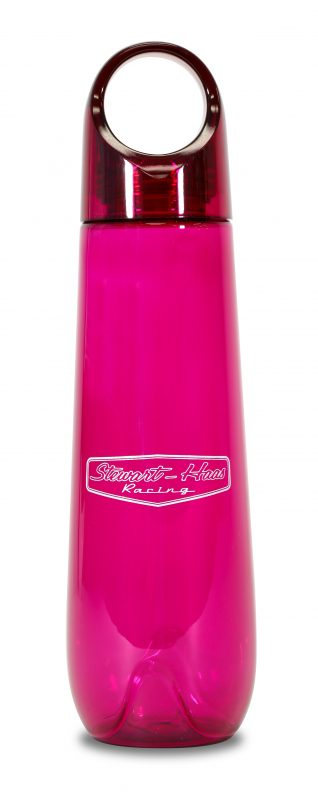 Exclusive Stewart-Haas Racing Pink h2go Marino Bottle