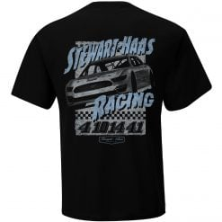 Exclusive Stewart-Haas Racing Mustang Number Tee