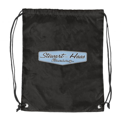 Exclusive Stewart-Haas Racing Black Cruise Backsack