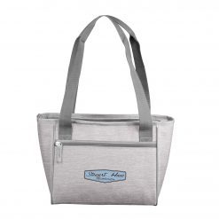 Exclusive Stewart-Haas Racing 2019 Gray 16 Can Cooler Tote