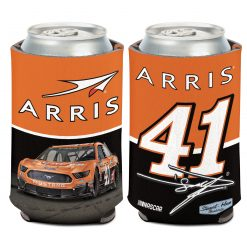 Daniel Suarez 2019 Arris Stewart-Haas Racing Can Cooler