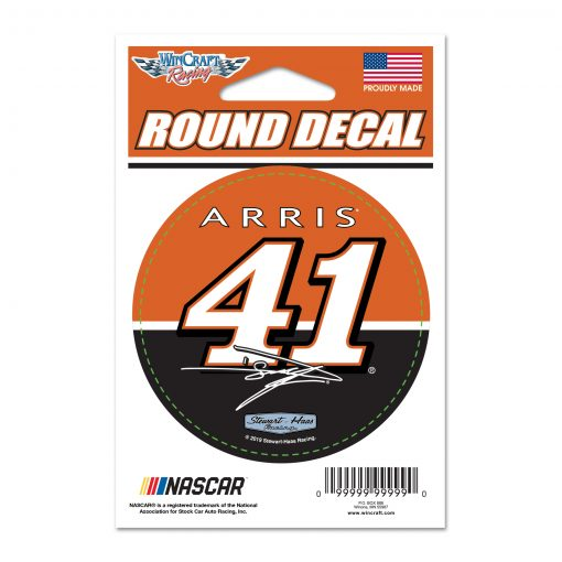 DS 2019 Arris Round Decal