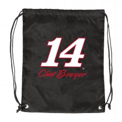 Clint Bowyer 2019 Stewart-Haas Racing Black Cruise Backsack