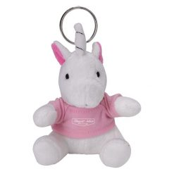 SHR Mini Unicorn Plush Key Chain