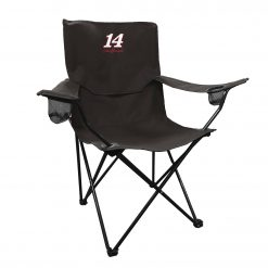 Clint Bowyer #14 Stewart-Haas Racing Black Varsity Chair
