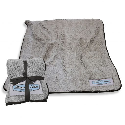 SHR 2019 Frosty Fleece Blanket