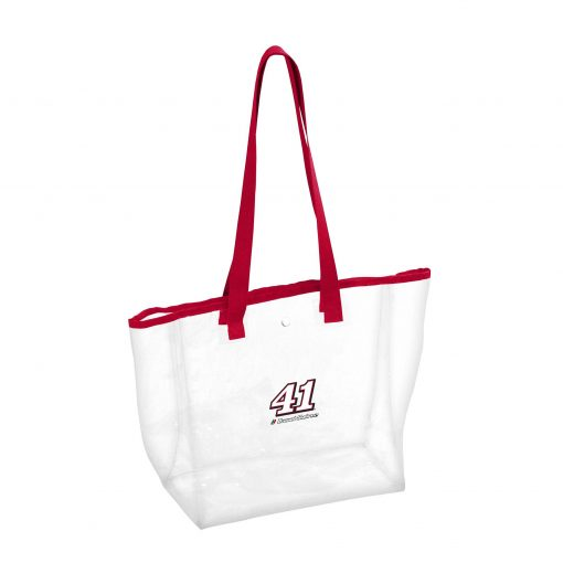 DS 2019 Clear/Red Stadium Bag