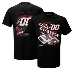 Cole Custer Xfinity 00 2019 Haas Stewart-Haas Racing Backstretch Tee