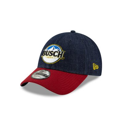 Kevin Harvick 2019 New Era Busch Stewart-Haas Racing Flannel Hat