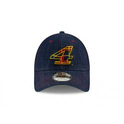 Kevin Harvick 2019 New Era Stewart-Haas Racing Flannel 4 Hat