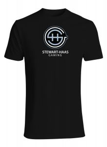 Exclusive Stewart-Haas Racing Gaming Tee