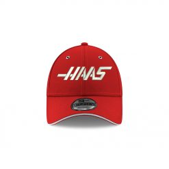 CC Haas New Era Scarlet Hat