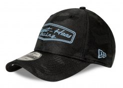 Exclusive Stewart-Haas Racing New Era Black Tonal Camo Hat