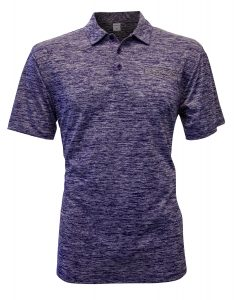 SHR LADIES Heather Purple Polo