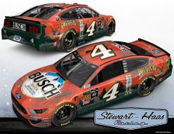 Kevin Harvick 2019 Busch Stewart-Haas Racing Big Buck Hunter 1/24 Scale Elite Diecast