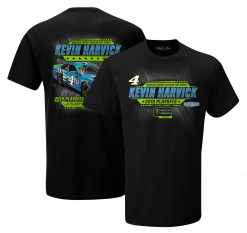 Kevin Harvick 2019 Busch Stewart-Haas Racing Playoff Tee