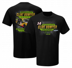 Clint Bowyer 2019 Rush Trucks Centers Stewart-Haas Racing Playoff Tee