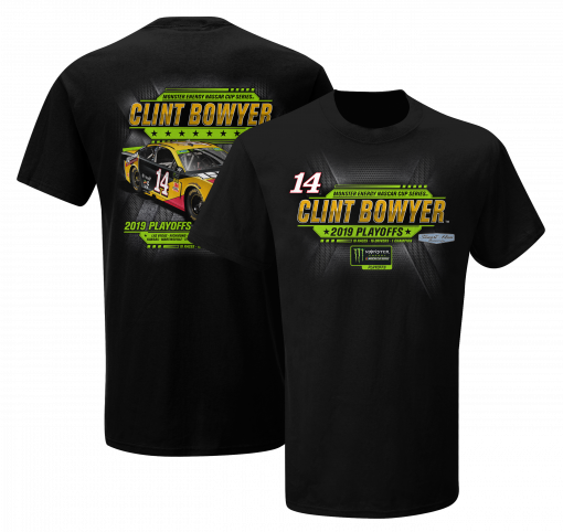 CB 2019 Rush Trucks Center Playoff Tee
