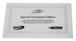 SHR 10th Anniversary Autographed 1/24