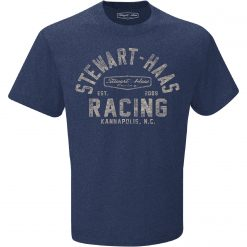 Exclusive Stewart-Haas Racing Vintage Navy Tee