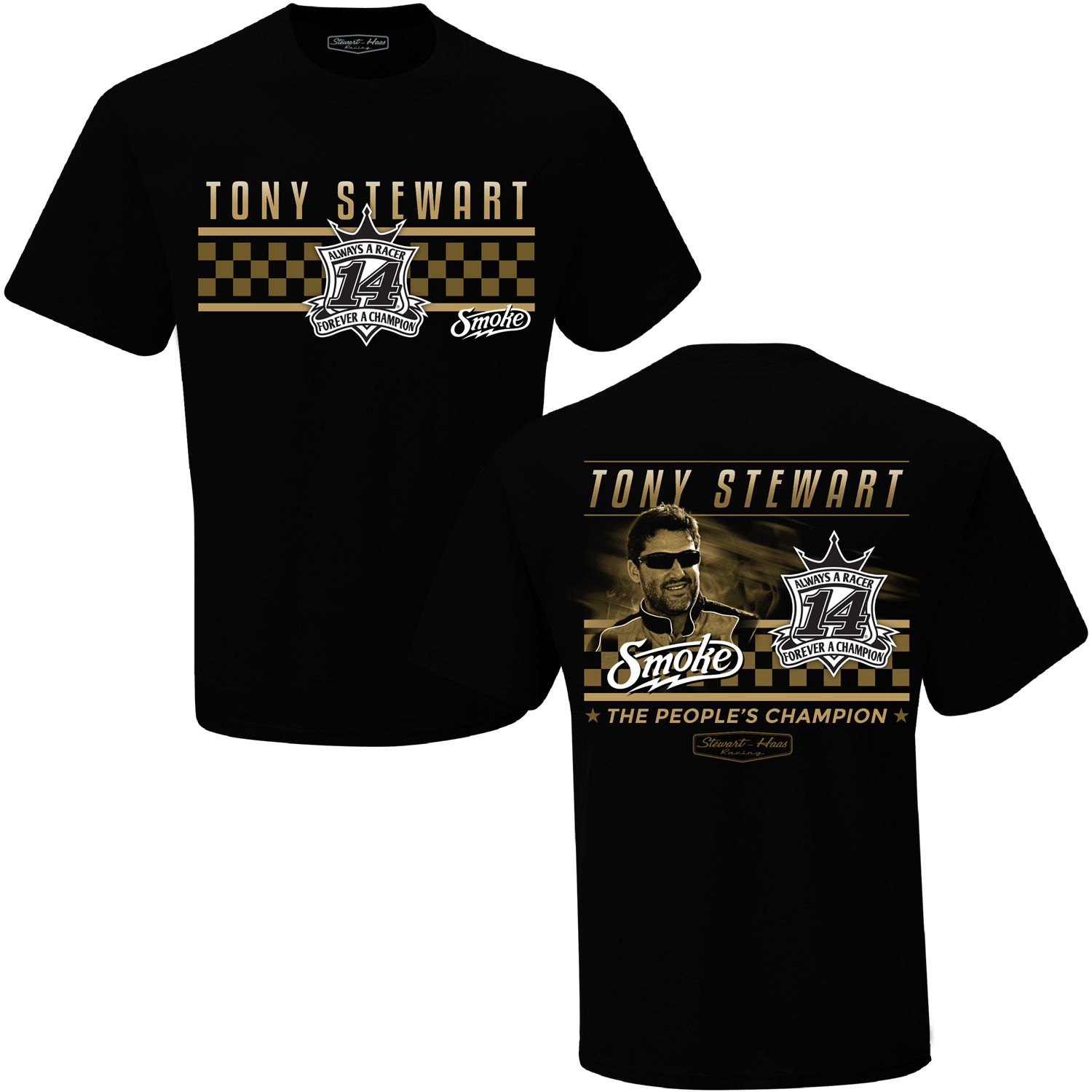 Stewart-Haas Racing Tony Stewart Tribute Tee