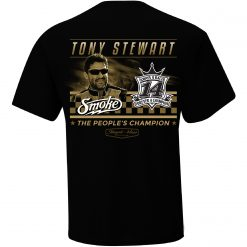 SHR Tony Stewart Tribute Tee