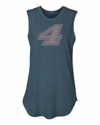 Kevin Harvick 2020 Stewart-Haas Racing Ladies Sleeveless 4 Tee