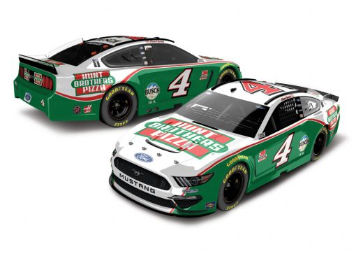 Kevin Harvick 2020 Hunt Brothers Pizza Stewart-Haas Racing 1/24 Scale HO Diecast