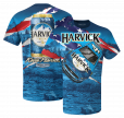 KH 2019 ALL Harvick Sublimated Tee