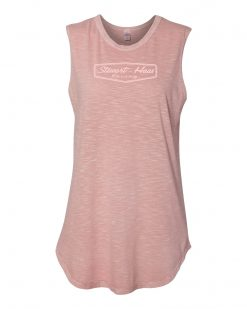 Exclusive Stewart-Haas Racing Ladies Sleeveless Rose Tee