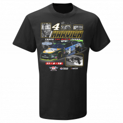 Kevin Harvick 2019 Busch Stewart-Haas Racing Ducks Unlimited Texas Win Tee