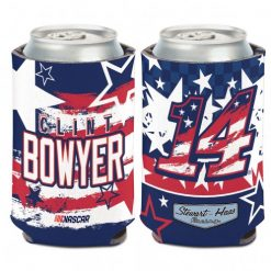 CB 2020 Patriotic Can Cooler