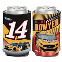 Clint Bowyer 2020 Rush Truck Centers Stewart-Haas Racing Can Cooler