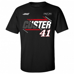 Cole Custer 2020 Haas Stewart-Haas Racing Lifestyle Tee