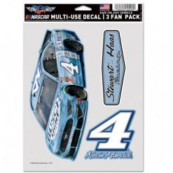 Kevin Harvick 2020 Busch Light Stewart-Haas Racing 5X7 Decal 3PK