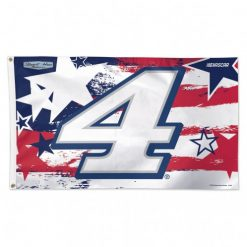Kevin Harvick 2020 Stewart-Haas Racing Patriotic 3X5 4 Flag