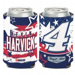 Kevin Harvick 2020 Stewart-Haas Racing Patriotic Can Cooler