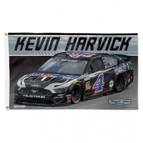 Kevin Harvick 2020 Mobil 1 Stewart-Haas Racing 3X5 Flag