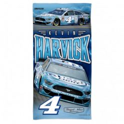 Kevin Harvick 2020 Busch Light Stewart-Haas Racing Beach Towel